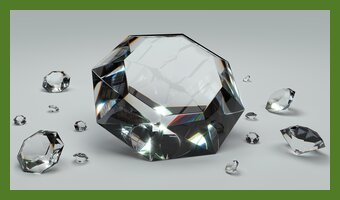 Diamant Selbstwert staerken