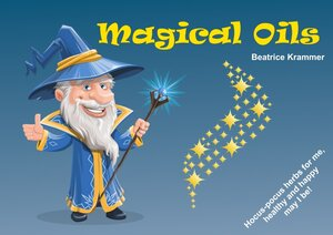 Buch Magical Oils Cover