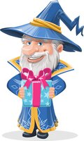 Zauberer Waldo Geschenk