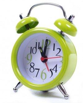 Zeitlücken-Finder Uhr